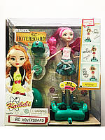 Кукла на гироборде с дистанционным управлением, световые эффекты, фото 1
