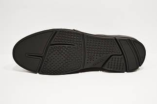 Туфли кожаные черные 122401, фото 3