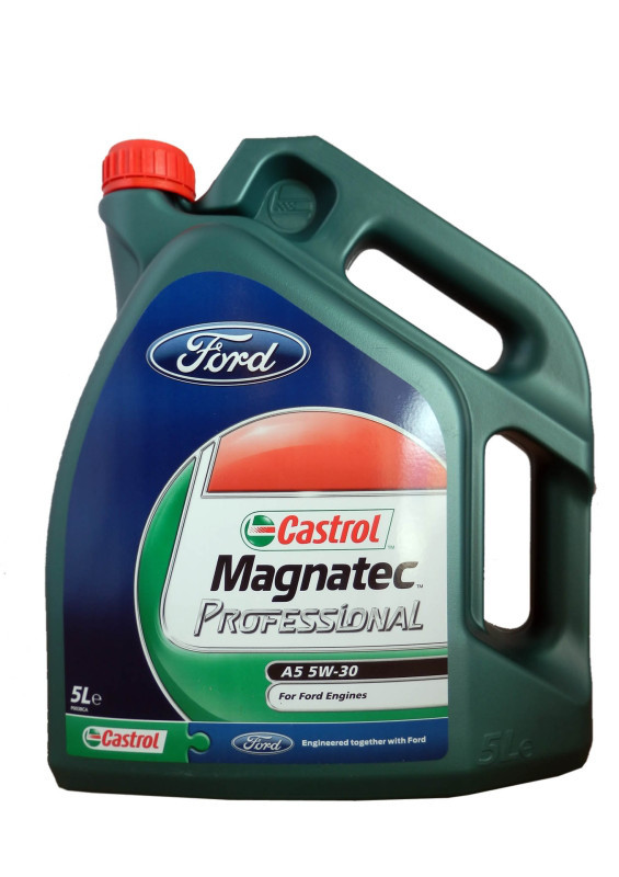 масло моторное castrol 5w30 для ford