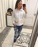 Красивая  рубашка - блузка VR-03.21