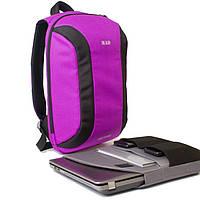Городской рюкзак TWILTEX MAD фиолетовый (для гаджетов, ноута, планшета и т.п.)