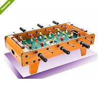 Футбол XJ6022 настольный, деревянный, в коробке 60,5*31*20см ***