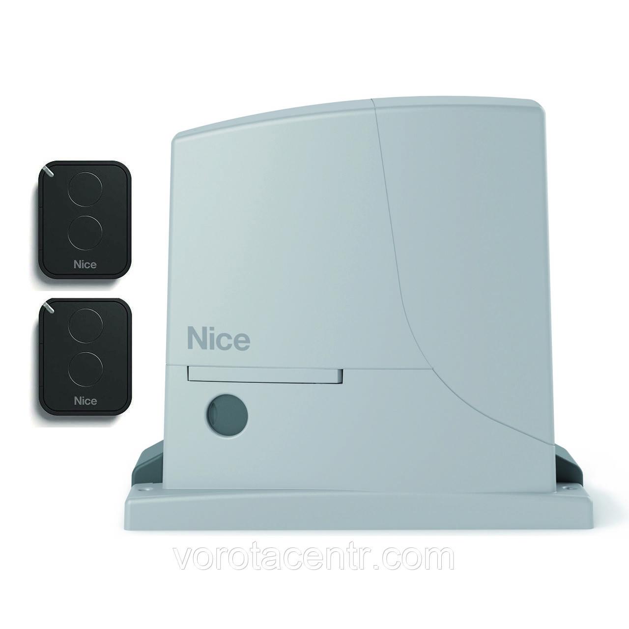 Комплект автоматики для откатных ворот ROX 600 КLT Nice