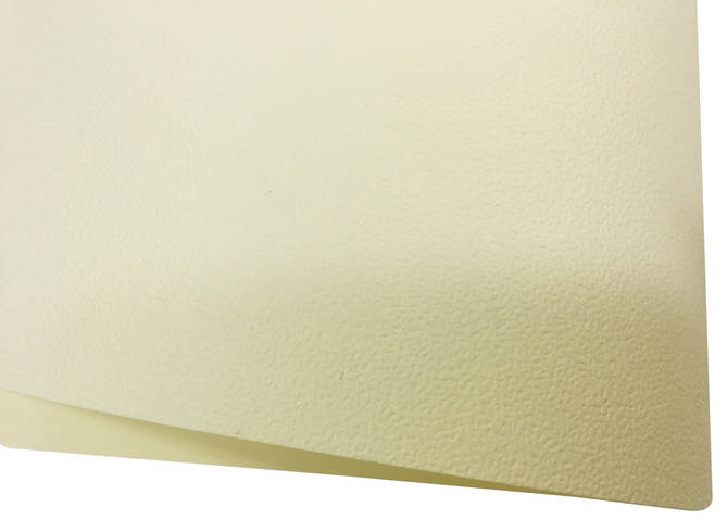 Дизайнерский картон Vivaldi Krem Zenit с тиснением cкорлупа, кремовый, 300 гр/м2
