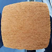 Качественная накидка-сидушка на стул от производителя, комплект 4шт.