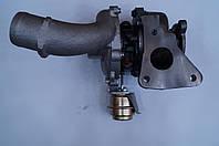 Турбина новая (Турция) Volvo V40 8602478 EGTS 115 HP (л.с.)