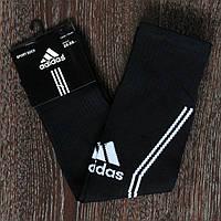Футбольные гетры Adidas топ-качество (черные) replika
