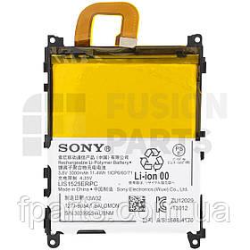 АКБ Sony C6902, C6903, C6906, C6943 Xperia Z1 / LIS1525ERPC 3000 mAh Original