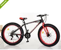 Спортивный велосипед Profi EB26POWER 1.0 S26.1 черный ***