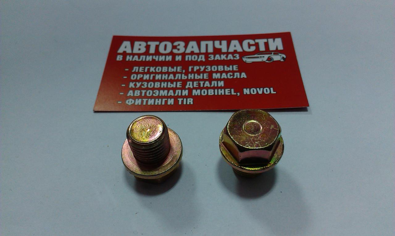 Заглушка резьбовая М14х1.5 Daewoo