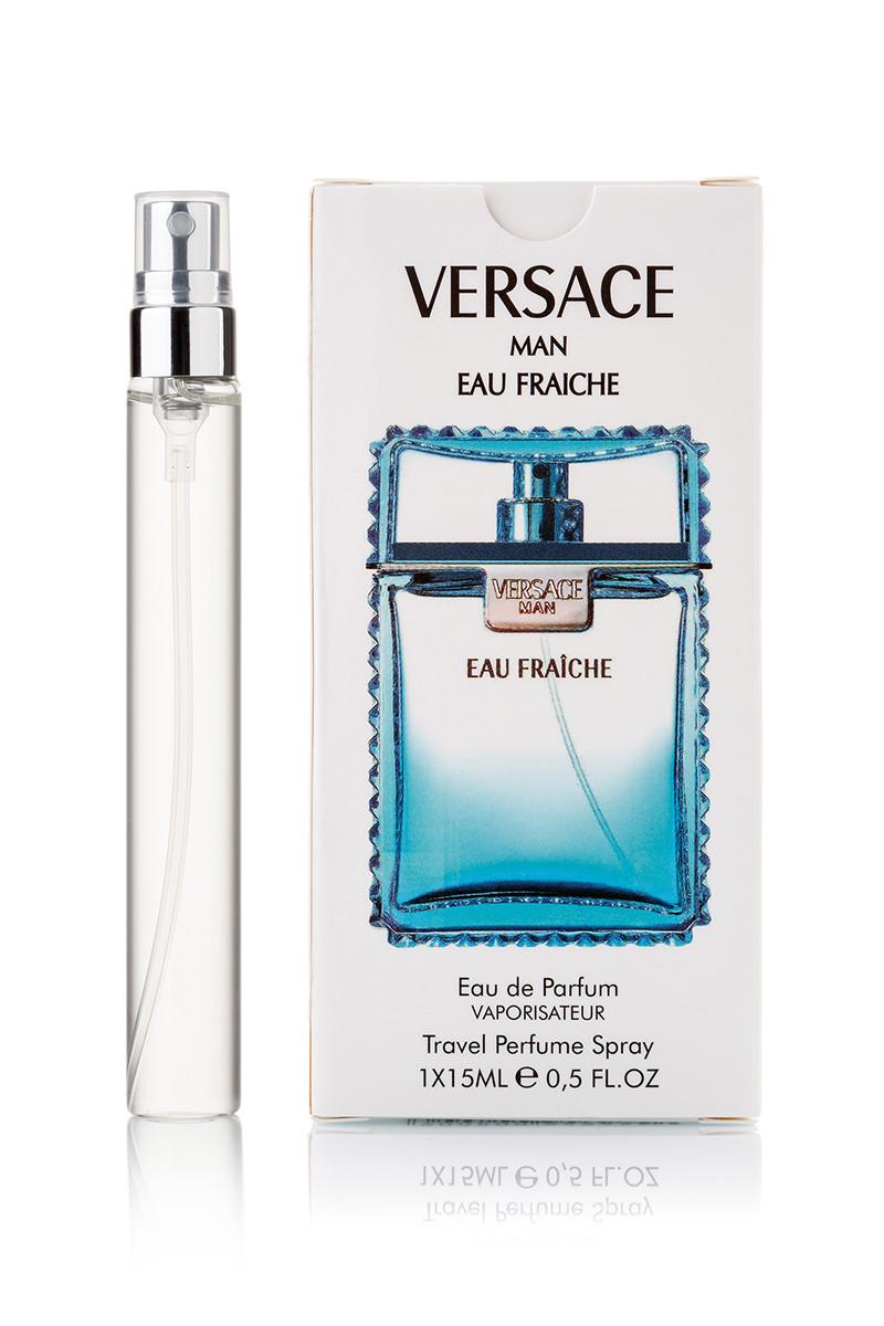 Мужской парфюм ручка Versace Man Eau Fraiche - 15 мл