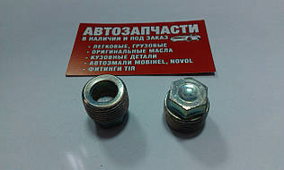 Заглушка різьбова М22х1.5 (ВАЗ 2108-21099)