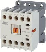 Мініконтактори LS GMC-M, 3 полюса, 6-16А, AC220V