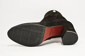 Женские ботинки из натуральной замши Nivelle 5404, фото 2