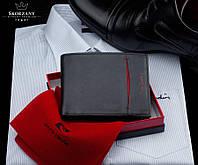 Мужской кошелек премиум - класса Pierre Cardin натуральная кожа