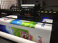 Широкоформатная печать на уф-принтере AGFA Anapurna H2500i LED