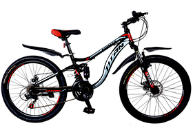 """Підлітковий велосипед Titan Pioneer 24"""" 2018"""