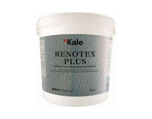 Силиконовая штукатурка RENOTEX PLUS