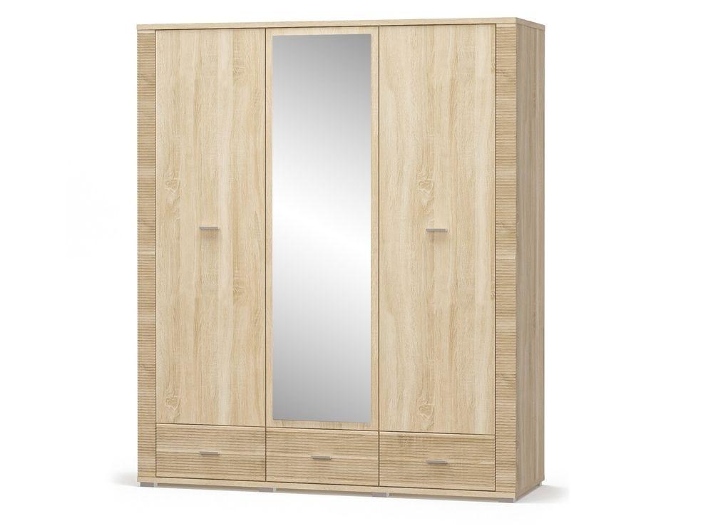 Шкаф 3Д3Ш Гресс Мебель-сервис