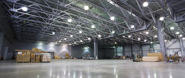 светильники для производственных помещений