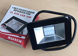 Прожектор ЛІД 10Вт MAGNUM Slim 6500К (90011658)
