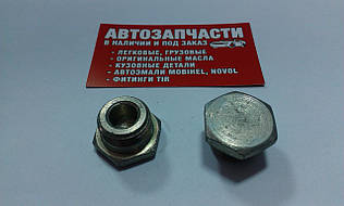 Заглушка різьбова М22х1.5 під ключ на 30