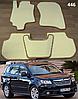 Коврики ЕВА в салон Subaru Tribeca '07-14