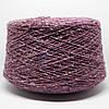 Пряжа Tweed270, фиолет пыльный (80% меринос, 20% ПА; 270 м/100 г)