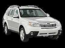 Лобовое стекло Subaru Forester 2008-2012
