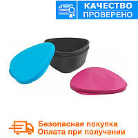 Набор посуды LIGHT MY FIRE SnapBox 2-pack Fuchsia/Cyan Blue ( 40354513), фото 1