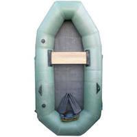Бюджетная надувная лодка Лиса 1,5-местная , фото 1