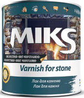 Лак для камня МИКС с эффектом мокрого камня, 0.65 кг