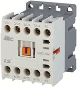 Мініконтактори LS GMD-M, 3 полюса, 6-16A, DC24V