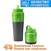 Пляшка складна 700 мл LIGHT MY FIRE Pack-up-Bottle Green 42383310