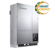 Трехaзный сетевой инвертор Growatt для солнечных батарей 18000 UE 18 кВт 3 фазы 2 MPPT