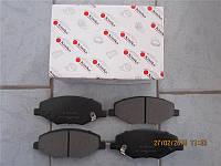 Колодки тормозные передние Chery Amulet A15 A11-6GN3501080