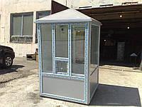 Изготовление будок охраника, фото 1