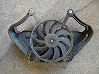 Вентилятор радиатора двигателя Honda CB1000R