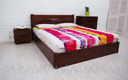 Кровать Айрис бук 1,8м с подъемной рамой