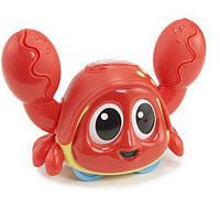 """Интерактивная игрушка серии """"Исследователи океана"""" - ПОЙМАЙ МЕНЯ, КРАБИК! (звук, датчик движения) ТМ Little Tikes 638510"""