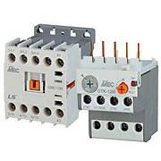 Мініконтактори та теплові реле GMC-M, GMD-M
