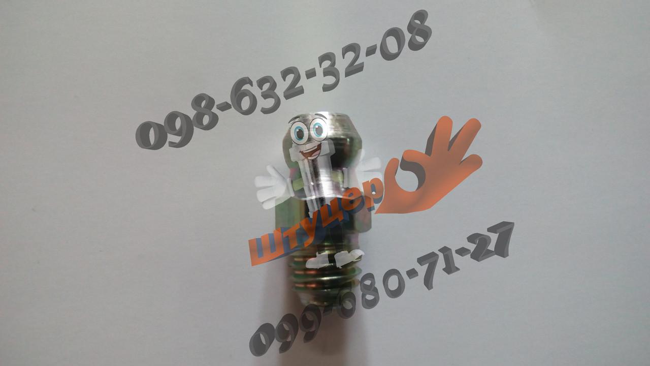 Прес-маслянка (тавотница) M6x1 пряма