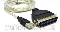 04-02-24. Переходник шт.USB-шт.IEEE1284