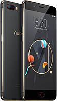 """Смартфон ZTE Nubia M2 4/64Gb Black, 8 ядер, 13+13/16Мп, 5.5"""" IPS, 4G, 3630 мАч, Snapdragon 625, фото 1"""
