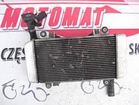 Радиатор охлаждения двигателя Kawasaki Ninja 250