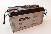 Аккумуляторная батарея Challenger A12-120. Аккумулятор 12 вольт (AGM)