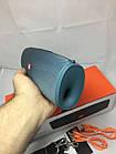 Портативная колонка JBL mini TV (E9) с Bluetooth Blue Реплика, фото 5