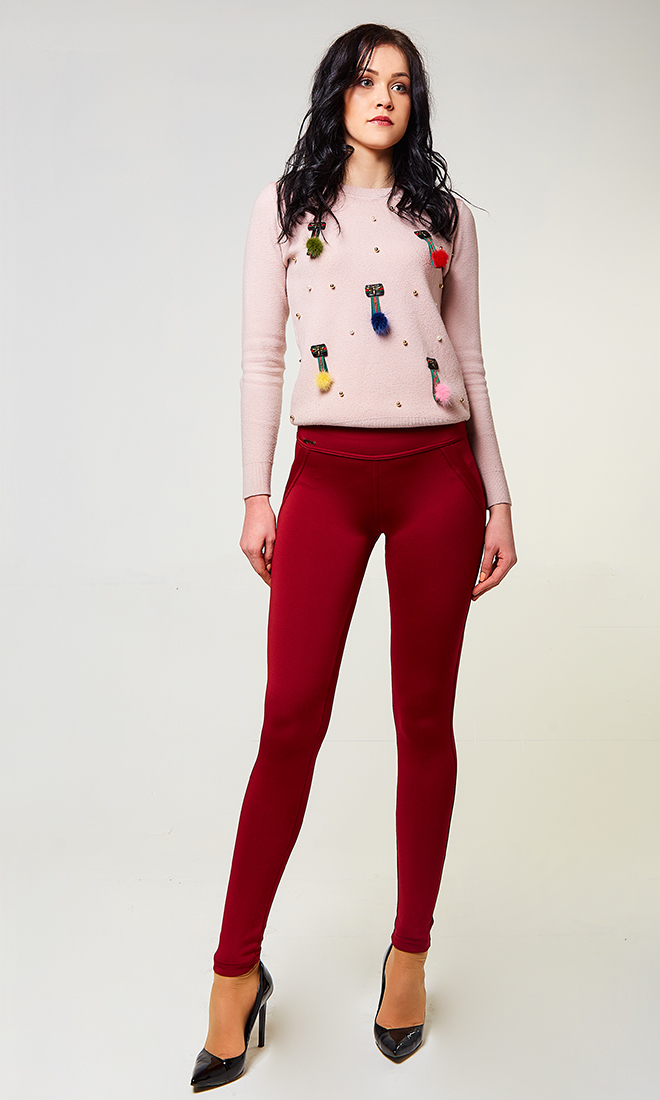 Модные женские лосины