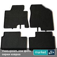 Коврики в салон для Volkswagen Sharan (Geyer & Hosaja), Полный комплект (5 мест)