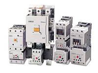 Контактори та теплові реле серії Metasol, 6-800 А